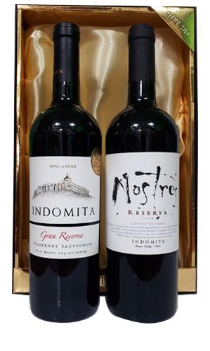 칠레2호 와인세트