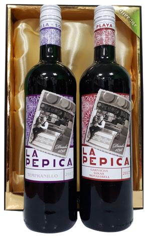 스페인1호 와인세트