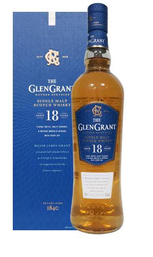 글렌그란트18년700ml