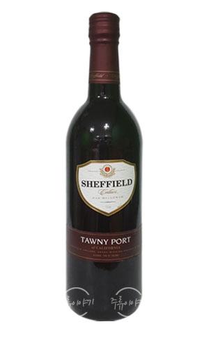 쉐필드 포트 와인